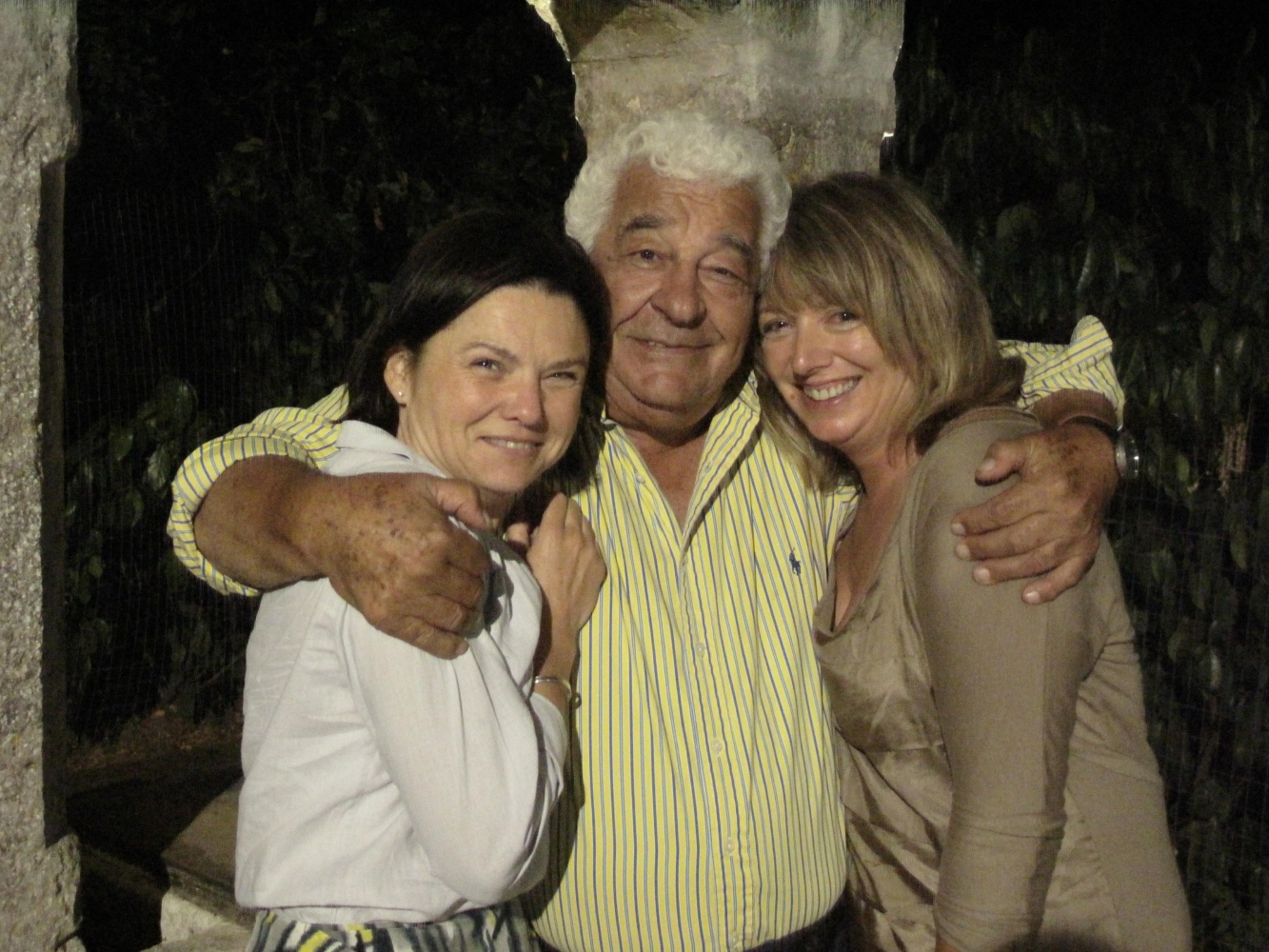 antonio carluccio, christine smallwood