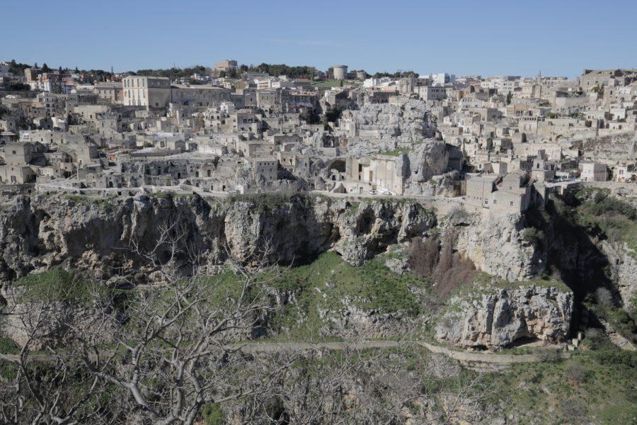 Matera ravine
